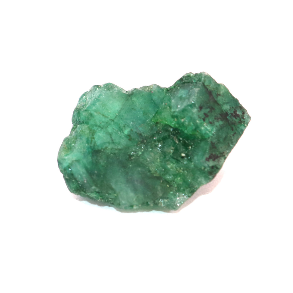 AAA++ Quality Emerald 43.00 Ct Natural Raw Rough Certified Green Emerald Wire Wrapped Stone