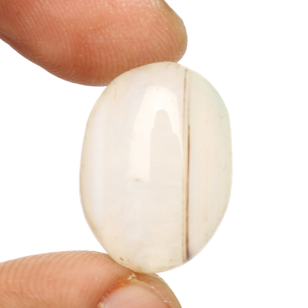 Natural Certified Oval Cabochon Multi-Color Onyx Loose Gemstone, 15.00 Ct. Onyx Gemstone For Jewelry Making LD-182