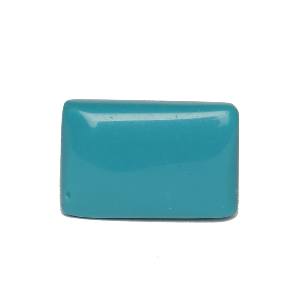 Certified Natural Emerald Cabochon Blue Turquoise Gemstone 44.00 Ct. Blue Turquoise Gemstone For Jewelry Making LN-305