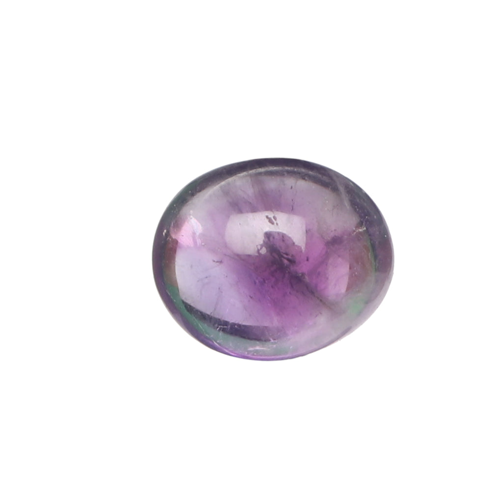 EGL Certified Oval Cabochon Natural Violet Amethyst Loose Gemstone 3.00 Ct. Top Quality Violet Amethyst For Jewelry & Ring Making