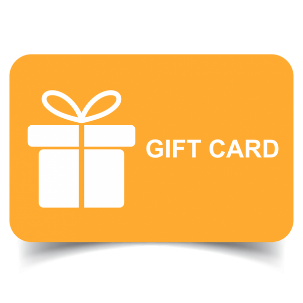 Gift card for your loved ones !