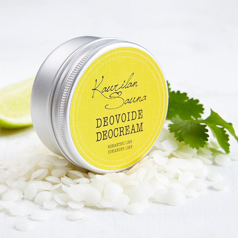 Korianteri & Lime Deovoide 50ml