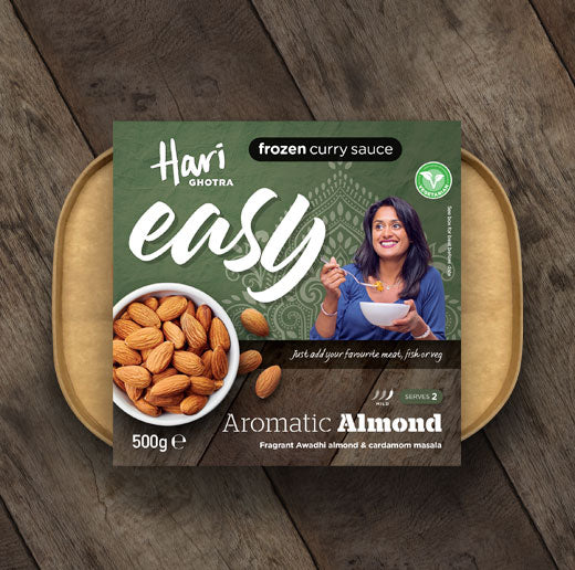 Aromatic Almond