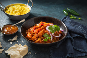 Chicken Jalfrezi ❆ (400g)