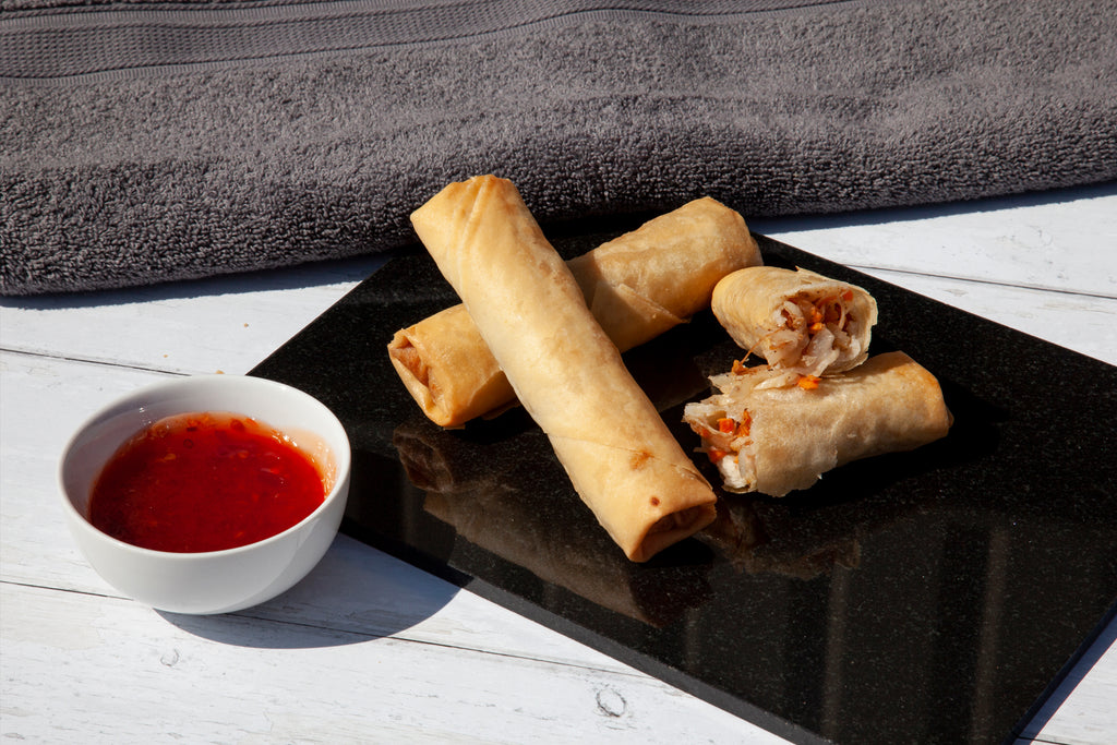 Vegetable Spring Roll ❆Ⓥ 8x 22g