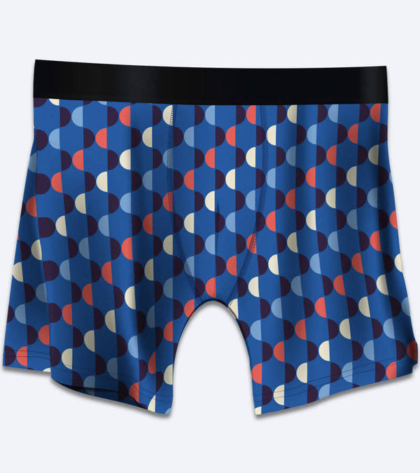 Art Deco Boxer Briefs Underwear