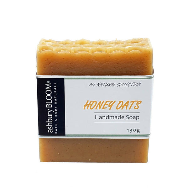 Honey Oats Handmade Soap
