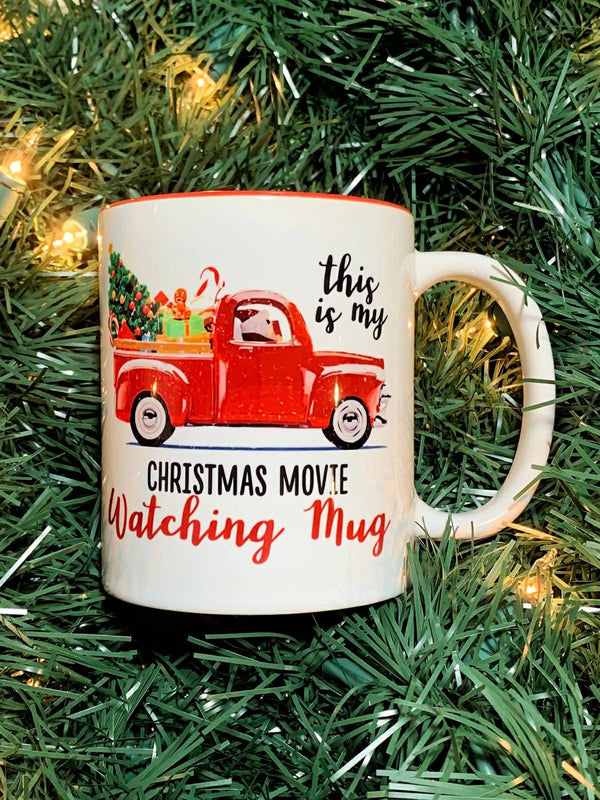 11oz Christmas Movie Mug