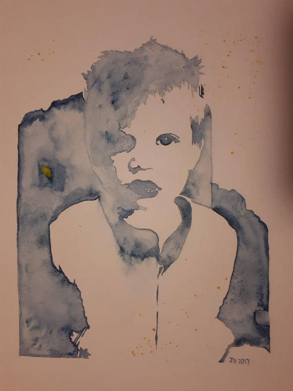 Personalized Watercolour Portraits