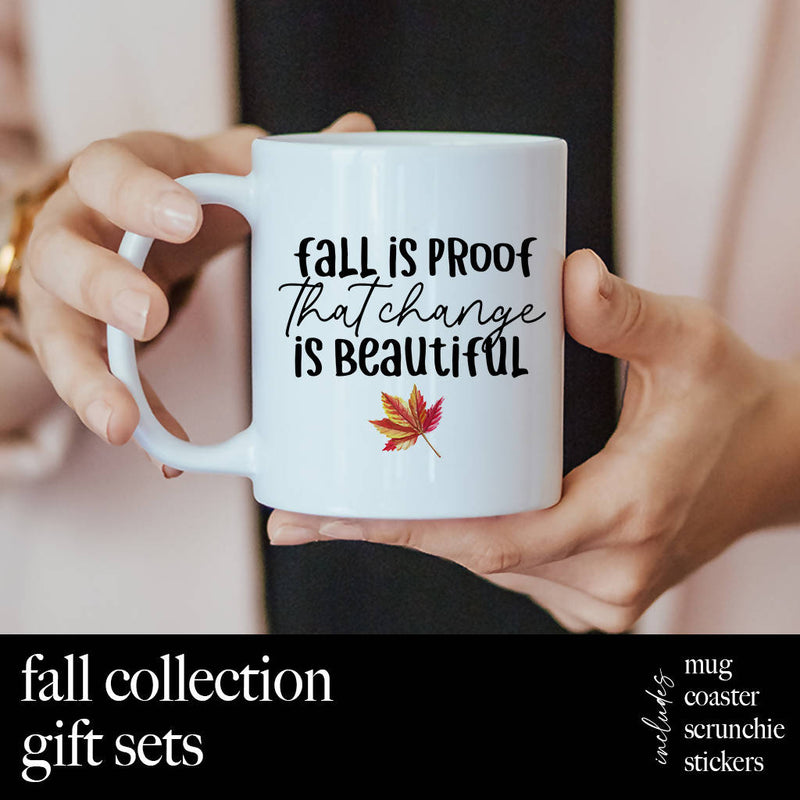 Sweater Weather 11oz Mug Gift Set