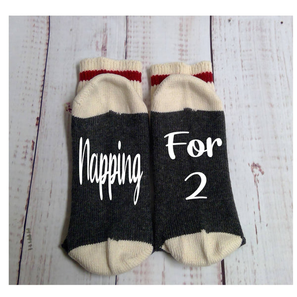 Napping for 2 Socks