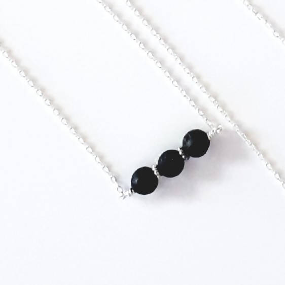 Lava Stone Aromatherapy Necklace
