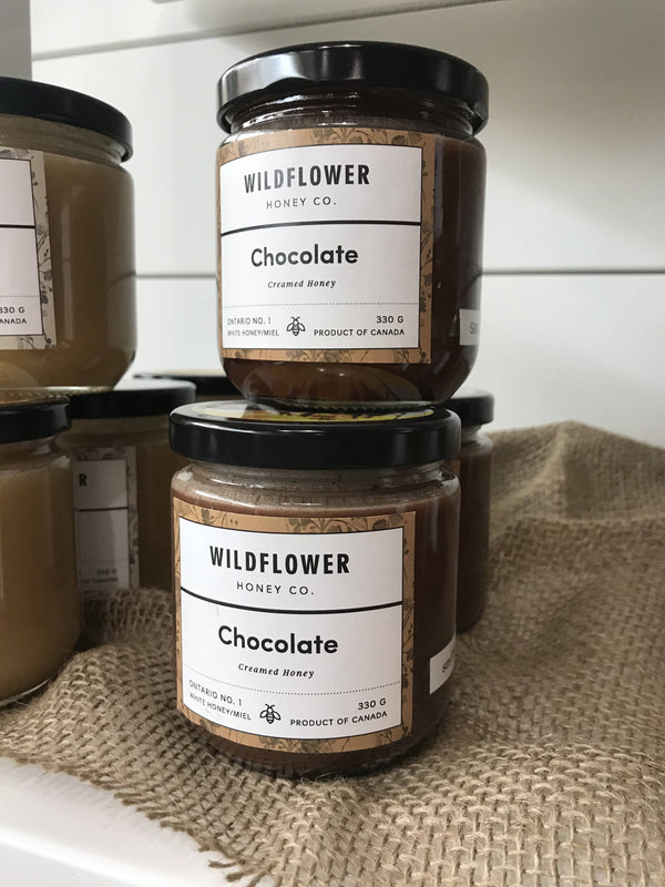 Wildflower honey regular size