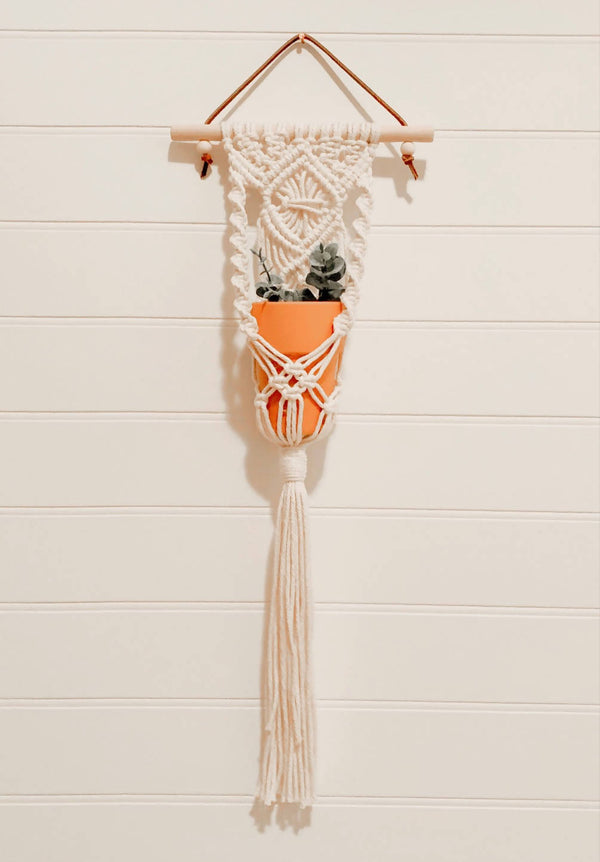 The Grace Macramé Plant Hanger