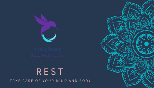 REST Yoga Wellness Care Pack