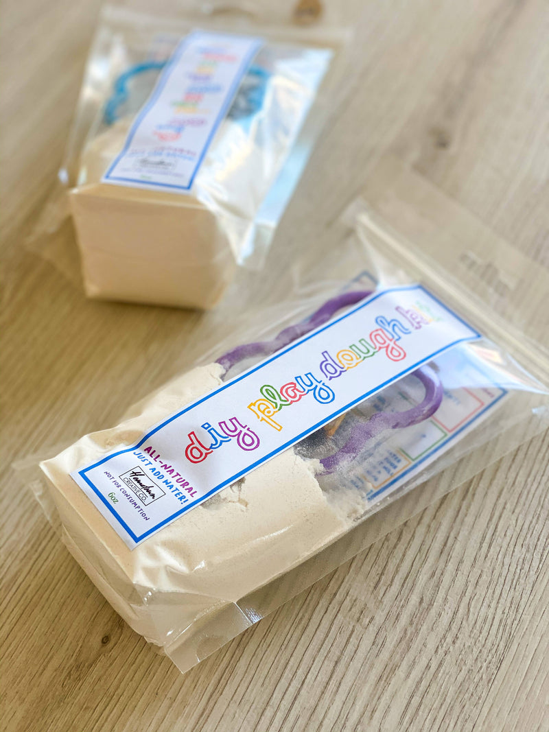 DIY Play dough kit