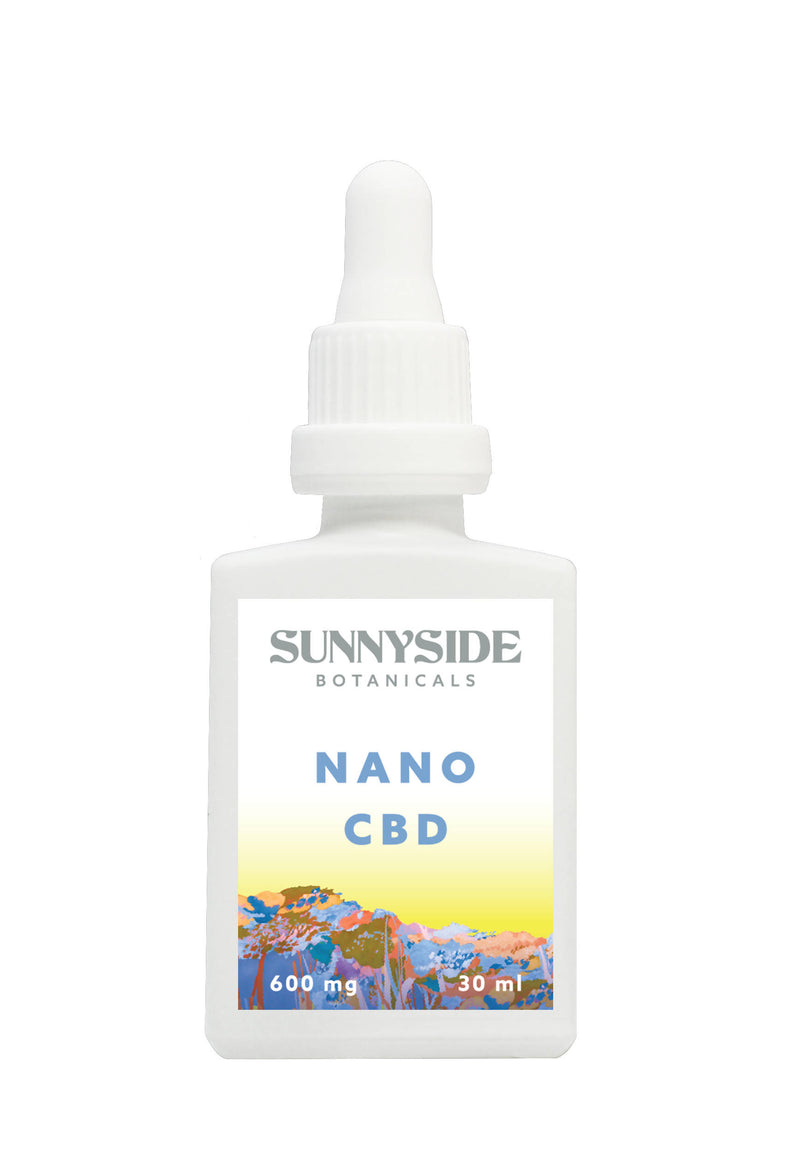 Water-Based NANO Drops 600mg