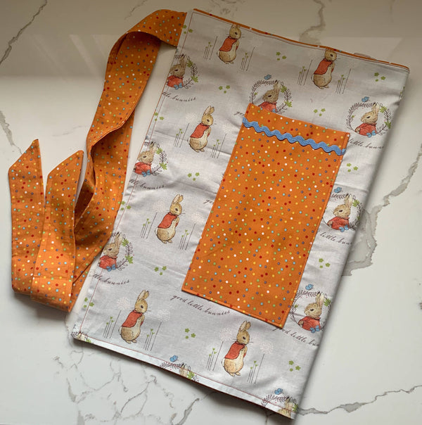 Bistro Half Apron - Peter Rabbit