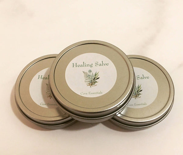 Healing & Nourishing Salve for Skin - 2oz.