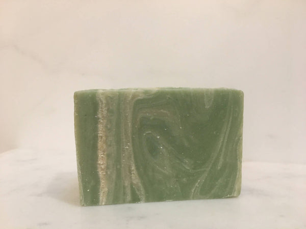 Fresh Mint Bar Soap with Clay & Shea Butter - 5oz.