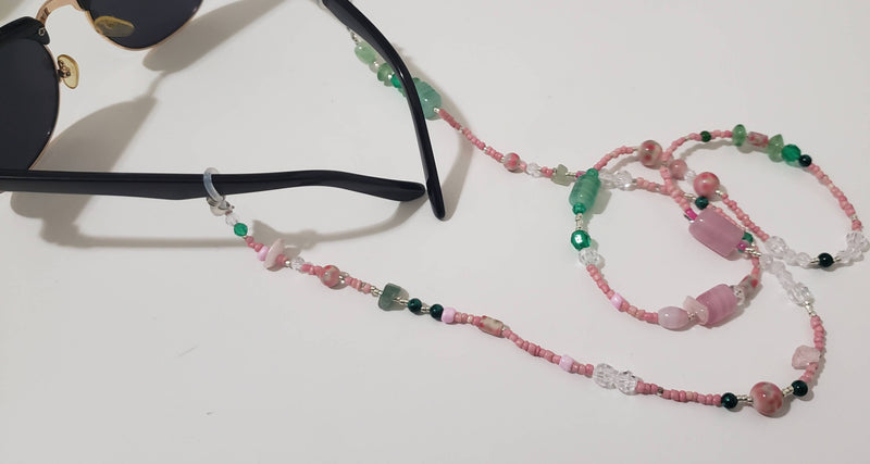 Lanyard for mask or eyeglasses