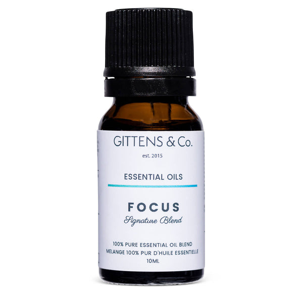 FOCUS Essential Oil Blend - 10ml