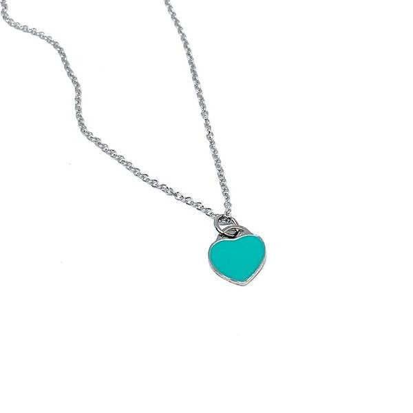 "THE ""FOREVER"" STERLING SILVER NECKLACE"