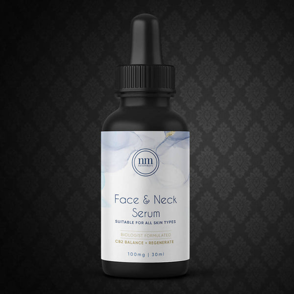 CB2 Regenerate Face & Neck Serum