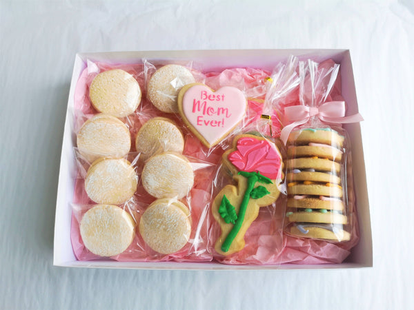 "Heaven-on-Earth - 12x9"" Cookie Gift Box"
