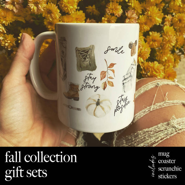 Fashion Positivity 11oz Mug Gift Set