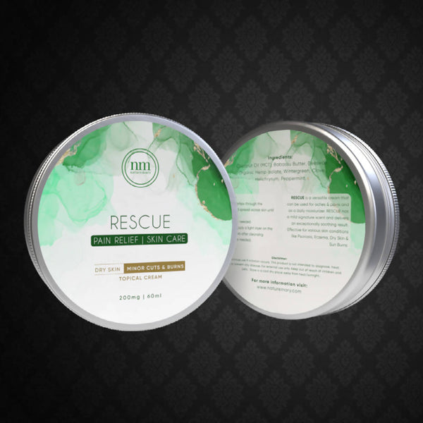 Rescue All-In-One Pain and Skin Cream