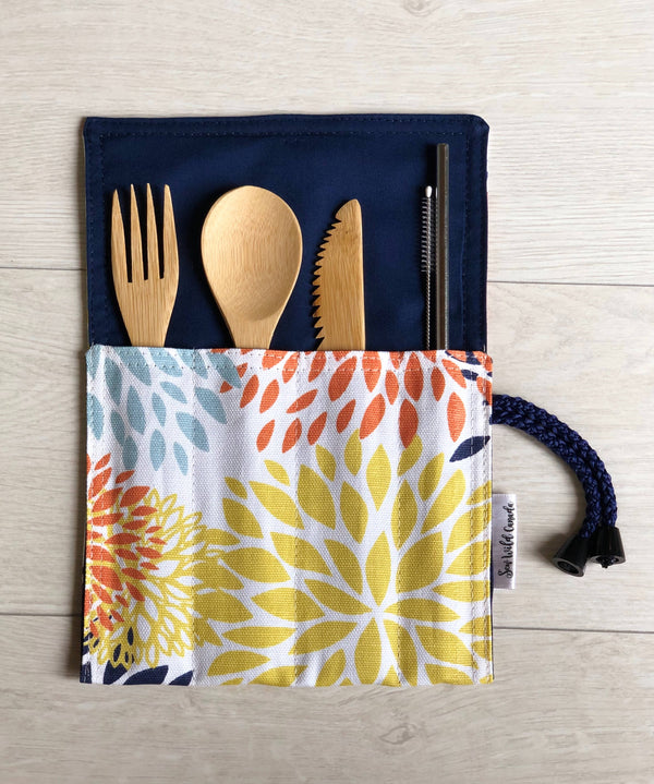 Eco friendly Utensil Wraps