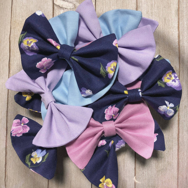 Viola Trio | hair bows