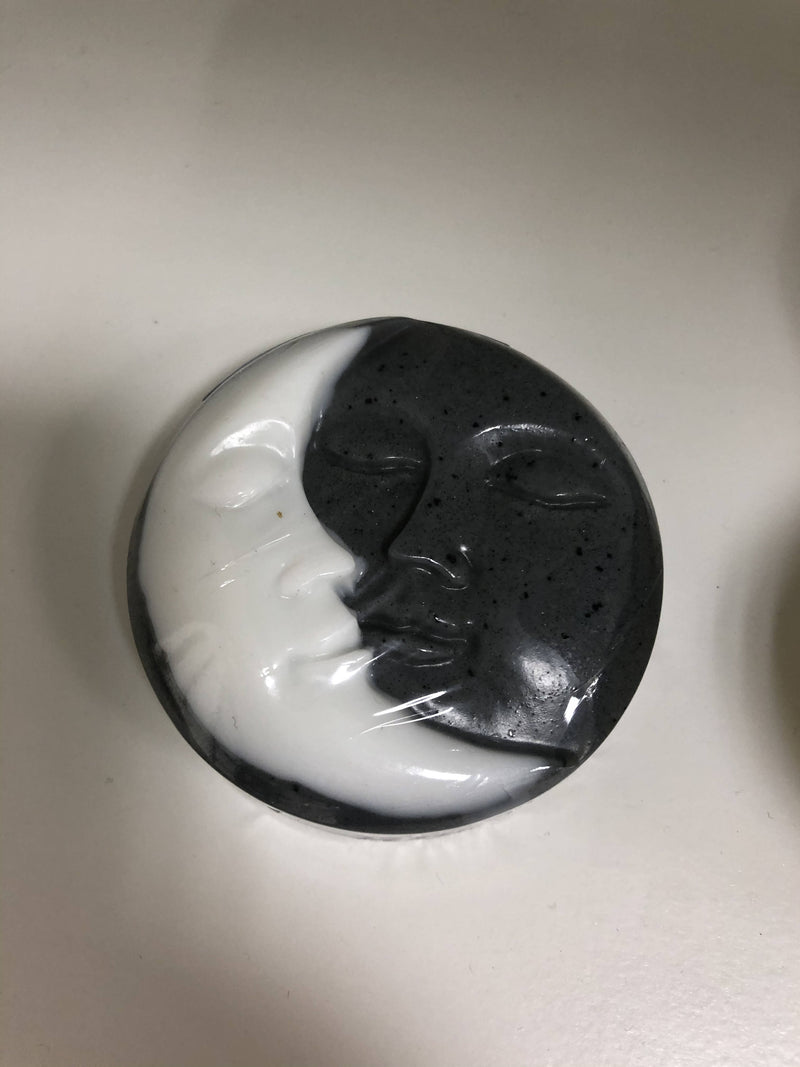 Sun Moon facial soap