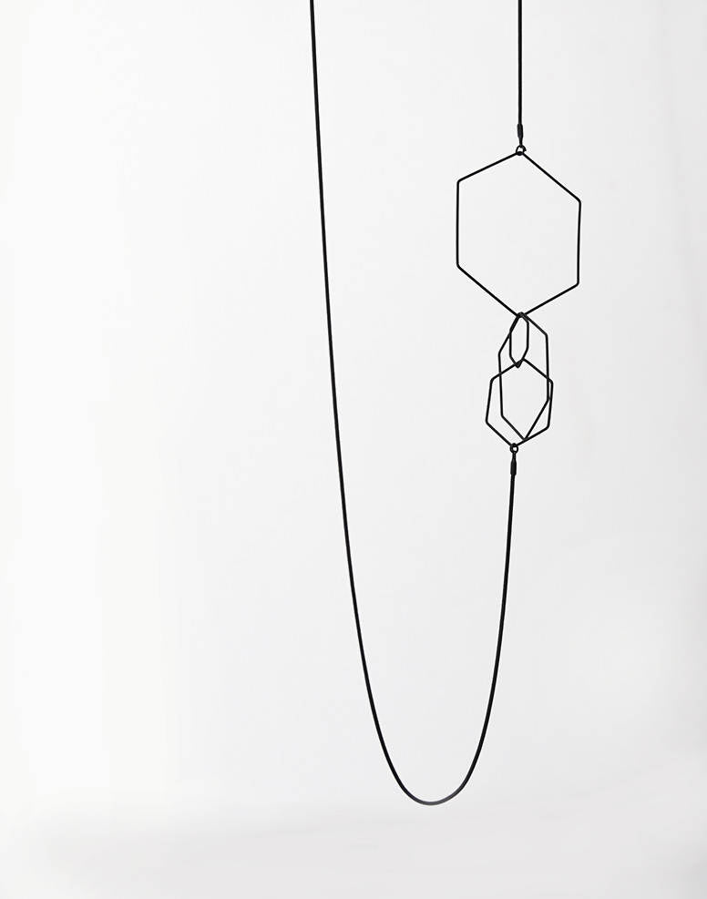 HEXXX Long Necklace - Gifted