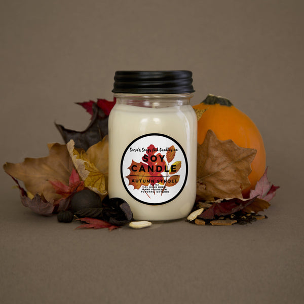 Autumn Stroll Candle - 14oz (Large)