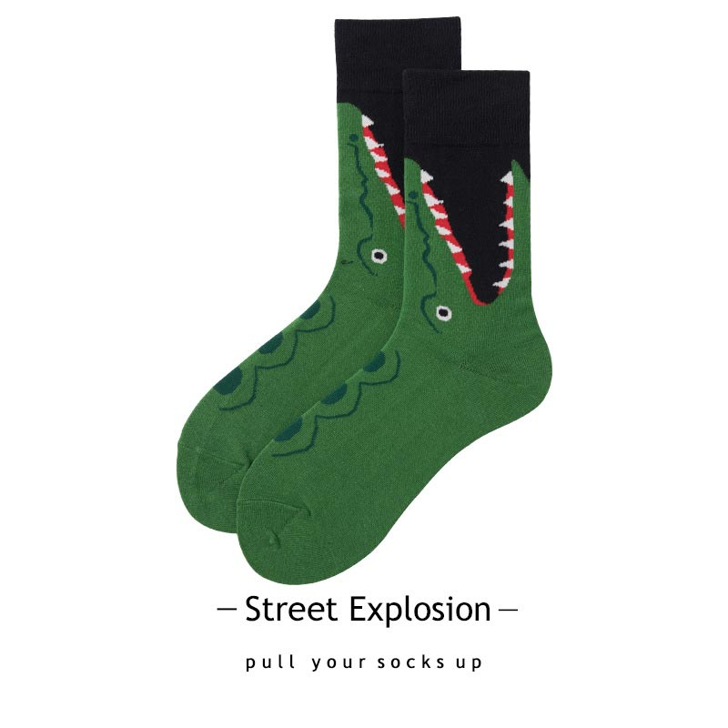 Alligator Socks For Young Adults