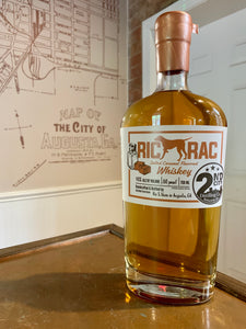 Ric Rac Salted Caramel Flavored Whiskey
