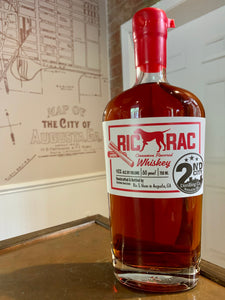 Ric Rac Cinnamon Flavored Whiskey