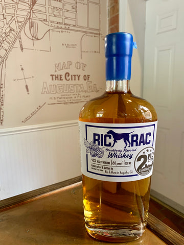 Ric Rac Blackberry Flavored Whiskey