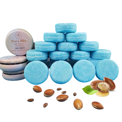 Silk Reborn Intensive Hydration Hair Bar - CBD Beauty Corner