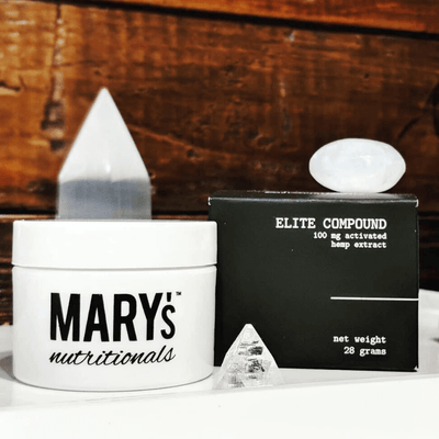 Mary's Nutritionals Elite Compound - CBD Beauty Corner