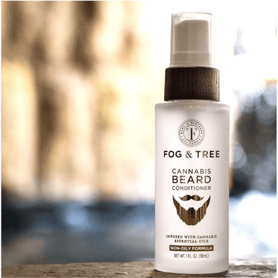 Fog & Tree Beard Conditioner - CBD Beauty Corner