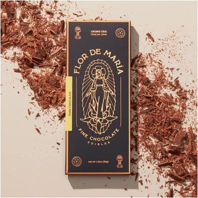 Flor de Maria- Dark Chocolate - CBD Beauty Corner