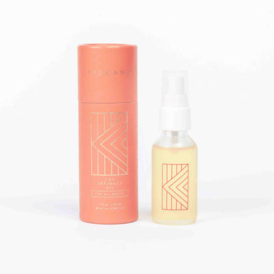 Kiskanu CBD Intimacy Oil - Travel Size - CBD Beauty Corner