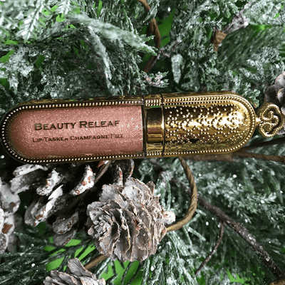 Beauty Releaf Lip Tasker Champagne Fizz - CBD Beauty Corner