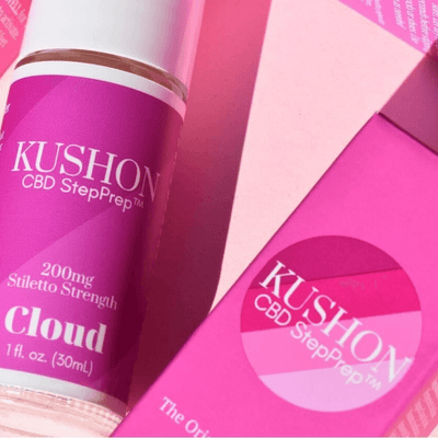 CLOUD CBD KUSHION Step Prep - CBD Beauty Corner