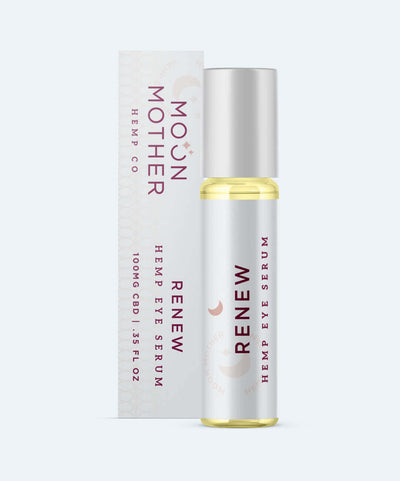 Moon Mother Renew Eye Serum - CBD Beauty Corner