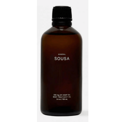 Mineral Health SOUSA Body Oil - CBD Beauty Corner