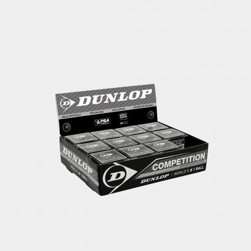 DUNLOP Squash Ball- Competition